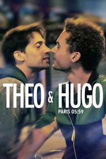 Théo e Hugo - Poster / Capa / Cartaz - Oficial 2
