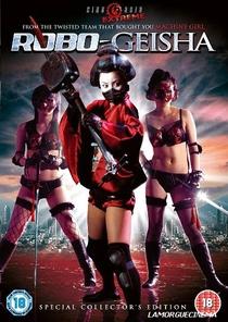 RoboGeisha - Poster / Capa / Cartaz - Oficial 1