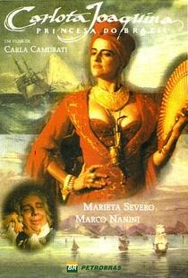 Carlota Joaquina, Princesa do Brasil - Poster / Capa / Cartaz - Oficial 3