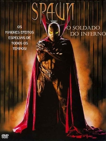 Spawn - O Soldado do Inferno - Poster / Capa / Cartaz - Oficial 2