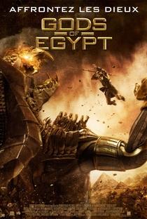 Deuses do Egito - Poster / Capa / Cartaz - Oficial 24