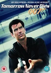 007 - O Amanhã Nunca Morre - Poster / Capa / Cartaz - Oficial 8