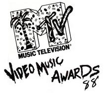Video Music Awards   VMA (1988) - Poster / Capa / Cartaz - Oficial 1