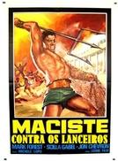 Maciste Contra os Lanceiros (Maciste, l'uomo più forte del mondo)