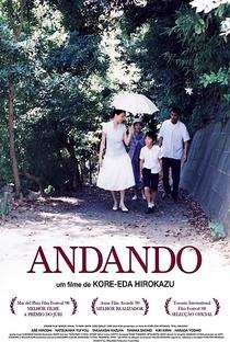 Andando - Poster / Capa / Cartaz - Oficial 5