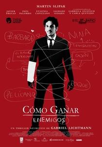 Cómo Ganar Enemigos - Poster / Capa / Cartaz - Oficial 1