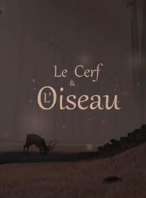 Le Cerf Et L'oiseau - Poster / Capa / Cartaz - Oficial 2