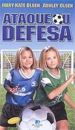 Ataque ou Defesa - Poster / Capa / Cartaz - Oficial 1