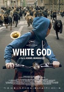 Deus Branco - Poster / Capa / Cartaz - Oficial 1