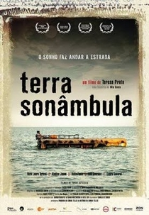 Terra Sonâmbula - Poster / Capa / Cartaz - Oficial 1