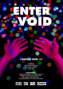 Enter The Void - Viagem Alucinante - Poster / Capa / Cartaz - Oficial 3