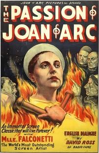A Paixão de Joana d'Arc - Poster / Capa / Cartaz - Oficial 11