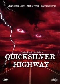 A Maldição de Quicksilver - Poster / Capa / Cartaz - Oficial 2