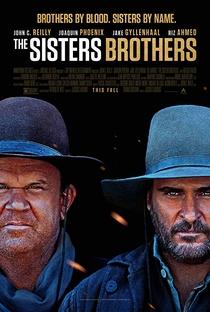 Os Irmãos Sisters - Poster / Capa / Cartaz - Oficial 4