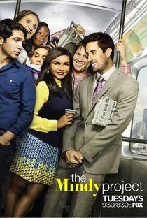 Projeto Mindy  (3ª Temporada) - Poster / Capa / Cartaz - Oficial 2