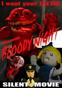 Bloody Night - Poster / Capa / Cartaz - Oficial 2