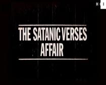 The Satanic Verses Affair - Poster / Capa / Cartaz - Oficial 1