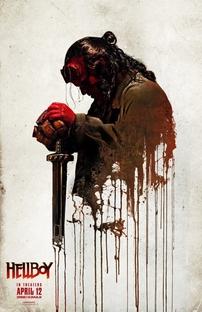 Hellboy - Poster / Capa / Cartaz - Oficial 11