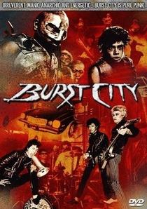 Burst City - Poster / Capa / Cartaz - Oficial 2