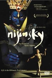 The Diaries of Vaslav Nijinsky - Poster / Capa / Cartaz - Oficial 1