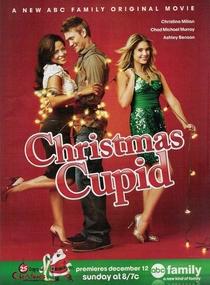 Um Cupido no Natal - Poster / Capa / Cartaz - Oficial 1
