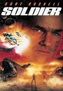 O Soldado do Futuro - Poster / Capa / Cartaz - Oficial 3