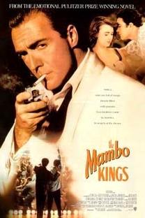 Os Reis do Mambo - Poster / Capa / Cartaz - Oficial 3