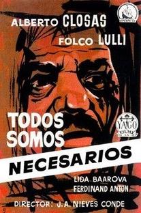 Todos somos necesarios - Poster / Capa / Cartaz - Oficial 1