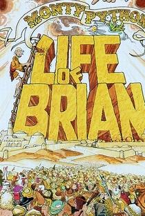 A Vida de Brian - Poster / Capa / Cartaz - Oficial 2