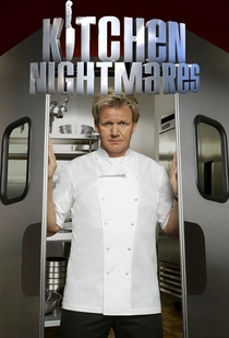 Kitchen Nightmares - 5ª temporada - Poster / Capa / Cartaz - Oficial 1