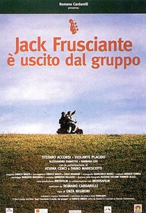 Jack Frusciante è uscito dal gruppo - Poster / Capa / Cartaz - Oficial 1