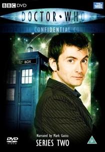 Doctor Who Confidential (2ª Temporada)  - Poster / Capa / Cartaz - Oficial 1