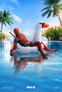 Deadpool 2 - Poster / Capa / Cartaz - Oficial 9