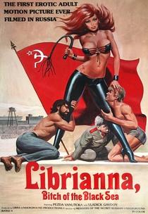 Librianna, Bitch of the Black Sea - Poster / Capa / Cartaz - Oficial 1