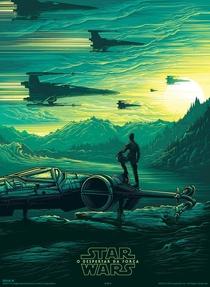Star Wars: O Despertar da Força - Poster / Capa / Cartaz - Oficial 30
