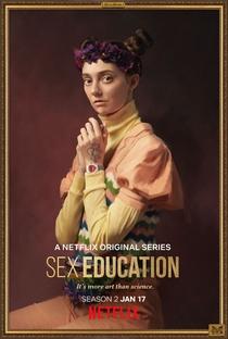 Sex Education (2ª Temporada) - Poster / Capa / Cartaz - Oficial 10