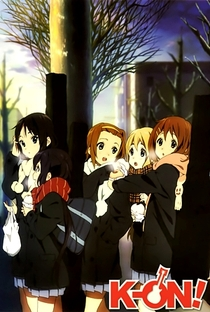 K-On! (1ª Temporada) - Poster / Capa / Cartaz - Oficial 5