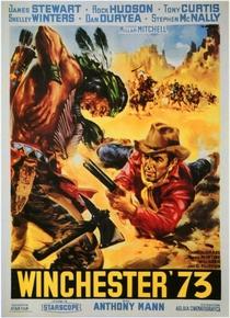 Winchester '73 - Poster / Capa / Cartaz - Oficial 3