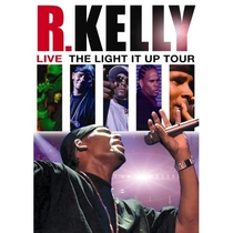 R. Kelly Live: The Light It Up Tour - Poster / Capa / Cartaz - Oficial 1