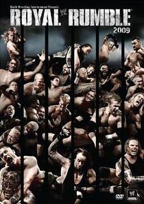 Royal Rumble 2009 - Poster / Capa / Cartaz - Oficial 1