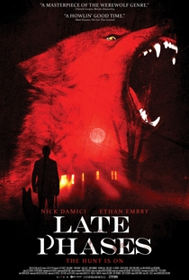 Late Phases - Poster / Capa / Cartaz - Oficial 1