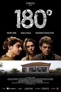 180º - Poster / Capa / Cartaz - Oficial 1