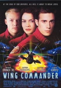 Wing Commander - A Batalha Final - Poster / Capa / Cartaz - Oficial 4