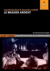 Le brasier ardent - Poster / Capa / Cartaz - Oficial 1