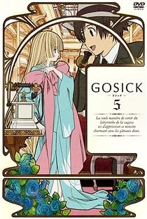 Gosick - Poster / Capa / Cartaz - Oficial 28
