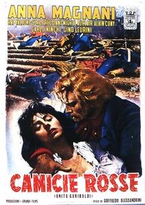 Camisas Vermelhas - Poster / Capa / Cartaz - Oficial 1