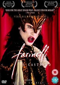 Farinelli - Poster / Capa / Cartaz - Oficial 1