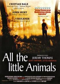 Todos São Animais  - Poster / Capa / Cartaz - Oficial 1