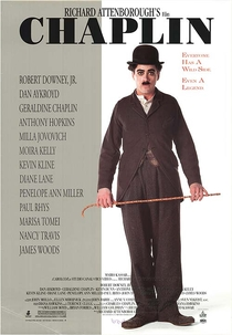 Chaplin - Poster / Capa / Cartaz - Oficial 6
