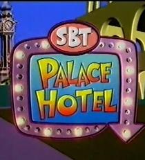 SBT Palace Hotel - Poster / Capa / Cartaz - Oficial 1